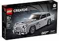 LEGO Exclusive 10262 Bondův Aston Martin DB5