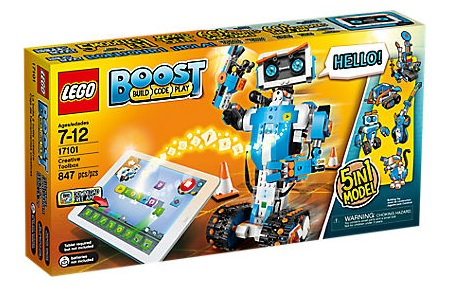 LEGO Exclusive 17101 Tvořivý box BOOST
