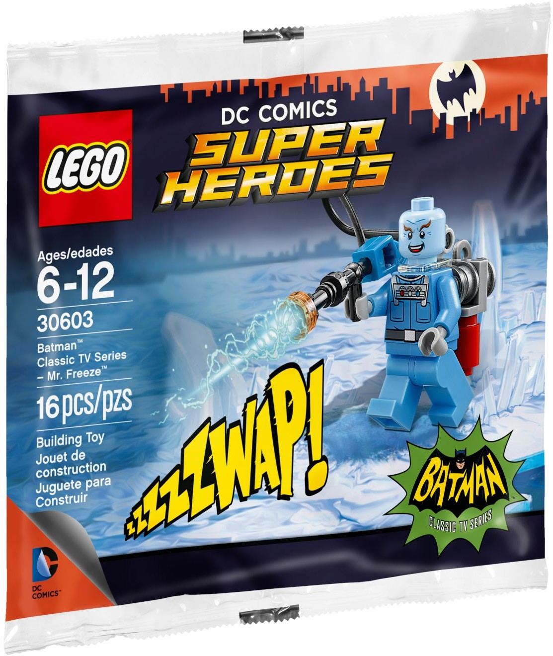 LEGO Super Heroes 30603 Batman Classic TV Series - Mr. Freeze