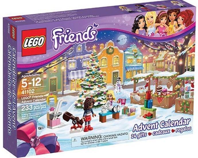 adventni kalendar lego SUPERLega.cz   obchod se super kostkami lega. LEGO Friends 41102  adventni kalendar lego