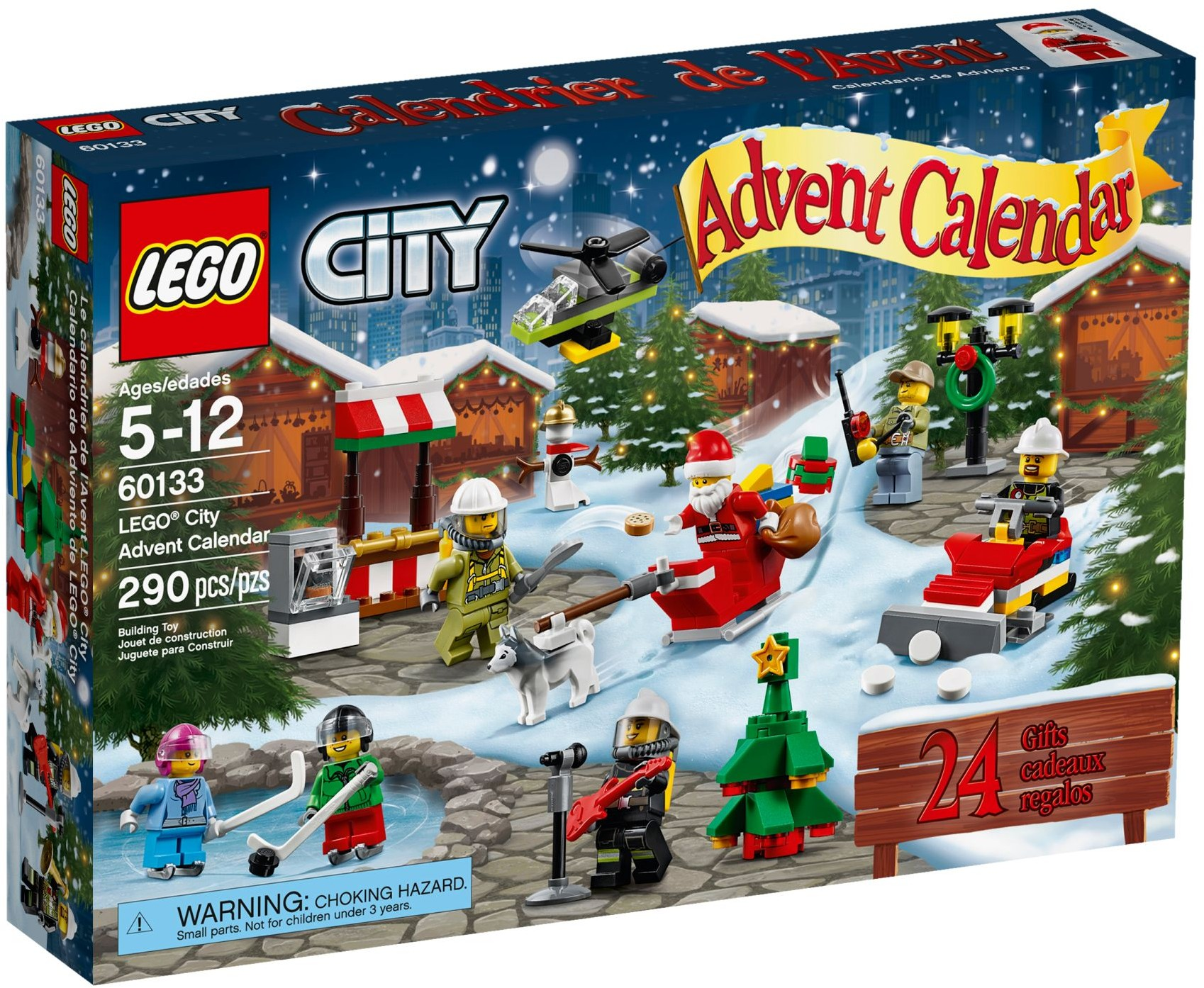 lego city adventni kalendar SUPERLega.cz   obchod se super kostkami lega. LEGO City 60133  lego city adventni kalendar