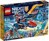 LEGO Nexo Knights 70351 Clayův letoun Falcon Fighter Blaster