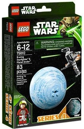LEGO Star Wars 75010 B-Wing Starfighter & Planet Endor