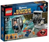 LEGO Super Heroes 76009 SuperMan: Black Zero Escape