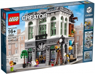 LEGO Exclusive 10251 Brick Bank