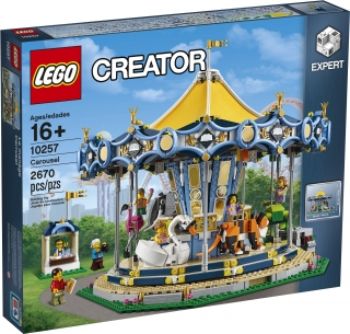 LEGO Exclusive 10257 Kolotoč