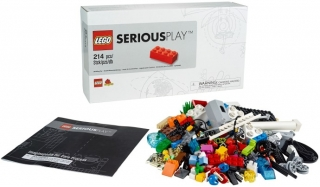 LEGO SeriousPlay 2000414 Starter Kit