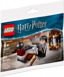 LEGO Harry Potter 30407 Harryho cesta do Rokfordu