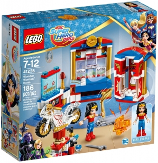LEGO DC Super Hero Girls 41235 Wonder Woman a její pokoj