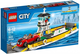 LEGO City Great Vehicles 60119 Přívoz