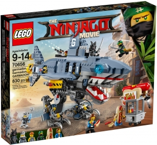 LEGO Ninjago Movie 70656 garmadon, Garmadon, GARMADON!