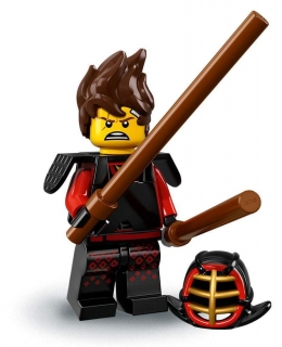 LEGO Minifigurky 71019 Ninjago movie - Kai Kendo