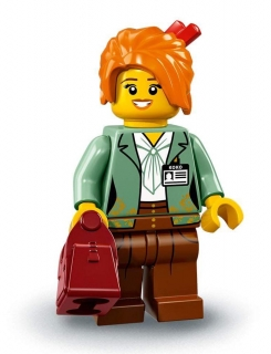 LEGO Minifigurky 71019 Ninjago movie - Misako