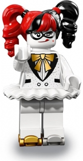 LEGO Minifigurky 71020 Batman MOVIE 2 Harley Quinn
