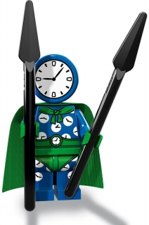 LEGO Minifigurky 71020 Batman MOVIE 2 Clock King