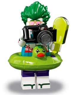 LEGO Minifigurky 71020 Batman MOVIE 2 Tropical Joker