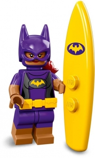 LEGO Minifigurky 71020 Batman MOVIE 2 Vacation Batgirl