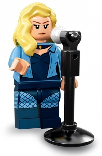 LEGO Minifigurky 71020 Batman MOVIE 2 Black Canary