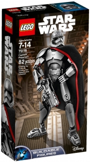 LEGO Star Wars 75118 Kapitánka Phasma