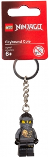 LEGO Gear 853538 Skybound Cole Key Chain