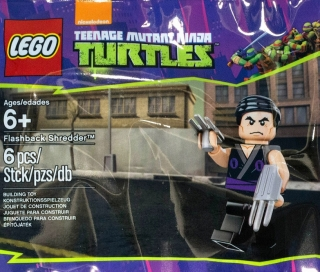 LEGO Minifigurky 5002127 Flashback Shredder