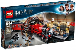 LEGO Harry Potter 75955 Spěšný vlak do Bradavic
