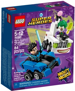LEGO Super Heroes 76093 Mighty Micros: Nightwing vs. Joker