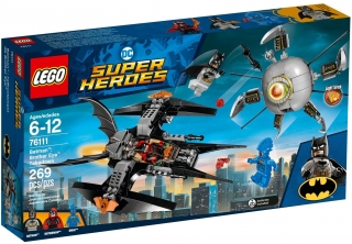 LEGO Super Heroes 76111 Batman™: Zničení Brother Eye™