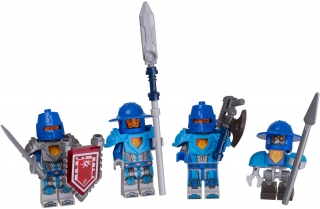 LEGO Nexo Knights 853515 Knights Army-Building Set